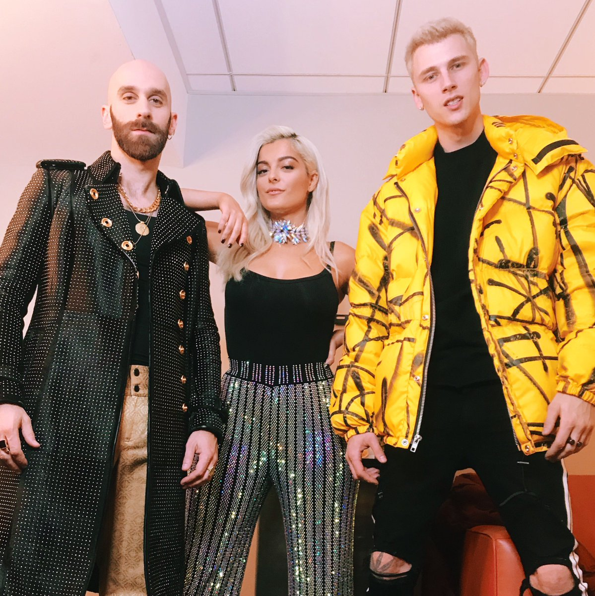 The Voice On Twitter Who S Ready For Machinegunkelly Beberexha
