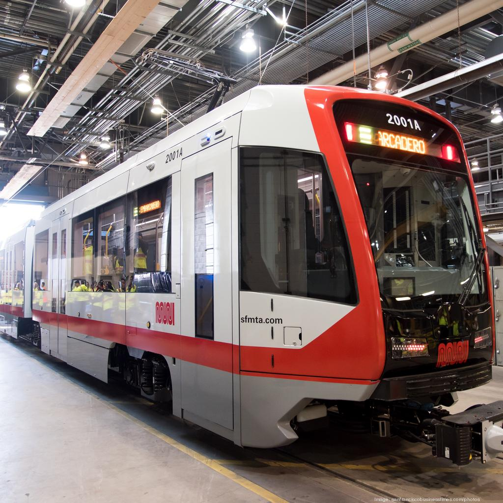 .@SFMTA's #Muni rolls out its first new trains in time for the #holidays https://t.co/4RULu4LBZs
