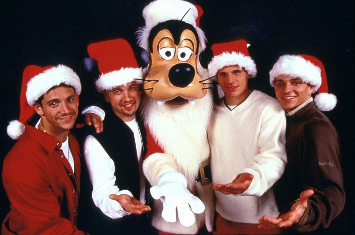 98 degrees on twitter those were the days show us your awkward christmas photos for todays 12daysof98christmas - 98 Degrees Christmas