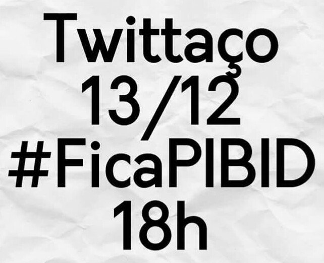 #FicaPIBID Latest News Trends Updates Images - Lidy_Monteiro