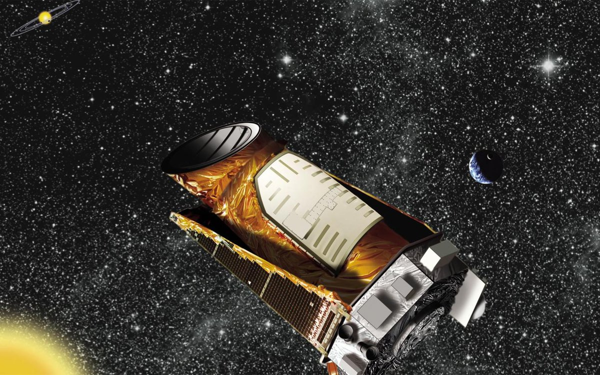 5 of the most incredible discoveries made by NASA's alien-hunting spacecraft Kepler https://t.co/5nfM8Ukc2J