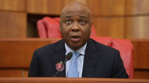 """Saraki expressed satisfaction in Tuesday judgement that he has no case to answer on 15 of 18 charges, said """"Appeal Court verdict has vindicated me"""""""