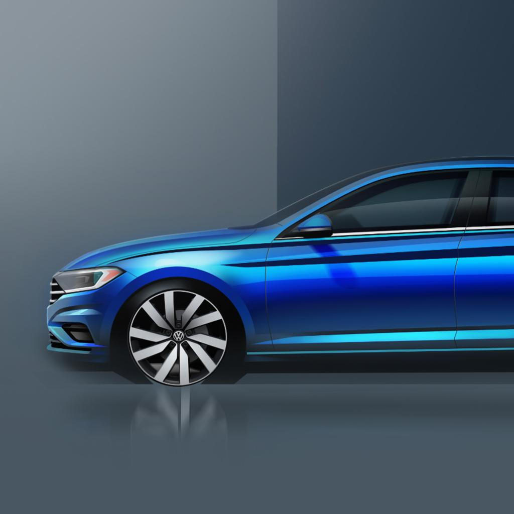 Volkswagen Usa On Twitter Go Ahead And Add This To Next Year S Wish List See The Generation Jetta At 2018 Naiasdetroit