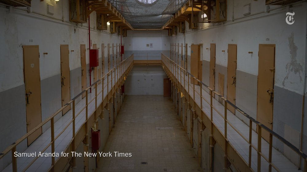 Catalonia's New Conflict Echoes in the Halls of an Old Prison https://t.co/La8IZWlc56