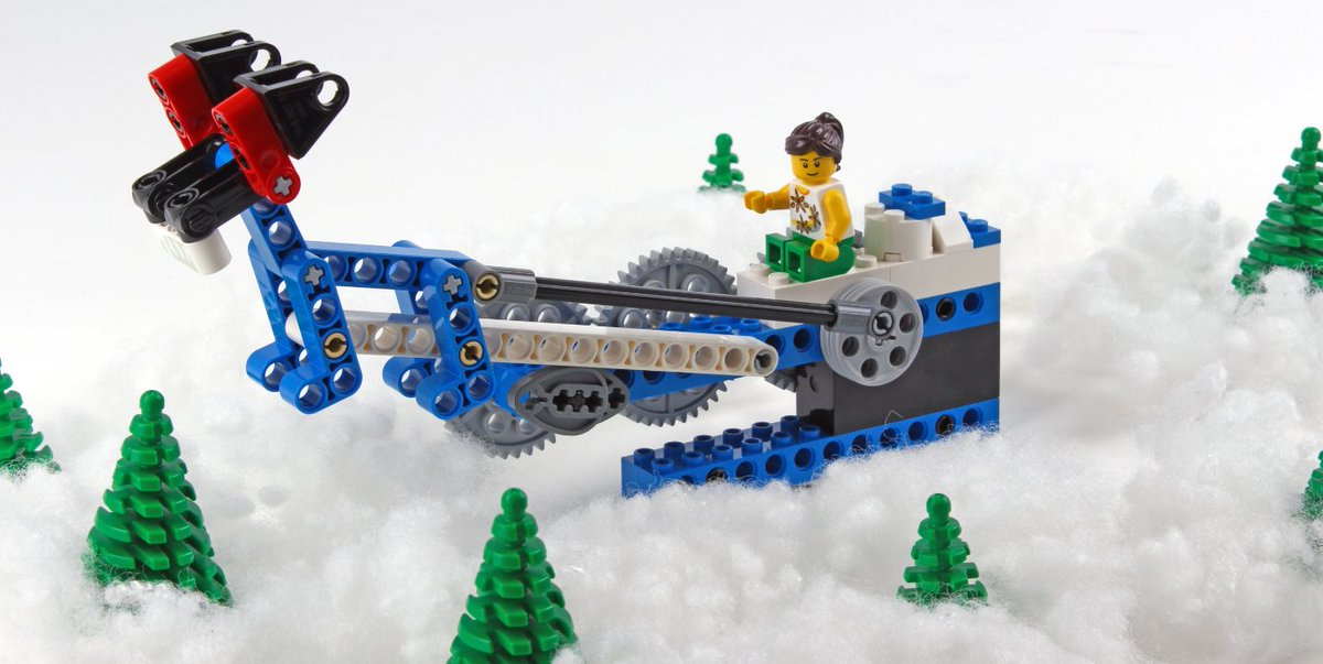 "LEGO Education on Twitter: ""We're just as excited as Rudolph is ..."