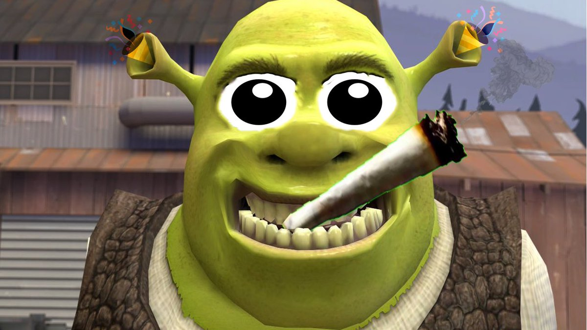Weird Photos Of Shrek 3