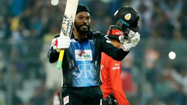'Better than Bradman': Chris Gayle makes history with insane ton #7Sport  https://t.co/tu0NWAef2n