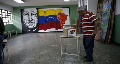 El Chavismo ha arrasado con todo en las...