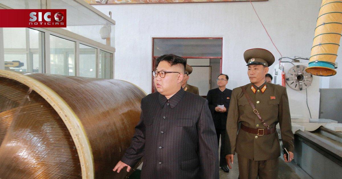 Kim Jong-Un quer fazer da Coreia do Norte a potência nuclear mais forte do mundo https://t.co/ezUyOICMAk