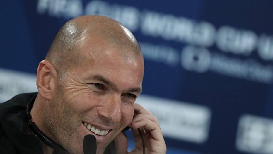 Zidane diz que jogo do Real Madrid contra o Al Jazira, pela semifinal do Mundial de Clubes, 'não será fácil' https://t.co/T5ytFrFQsj
