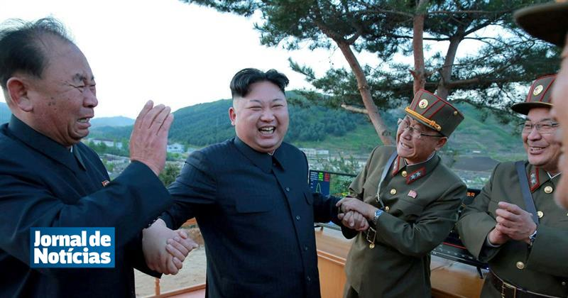 Kim Jong-Un quer fazer da Coreia a potência nuclear mais forte do mundo https://t.co/jXwHj9GiTt