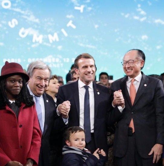 Líderes do mundo todo se reúnem em Paris, para discutir novamente o clima → https://t.co/CFmOTSai9A
