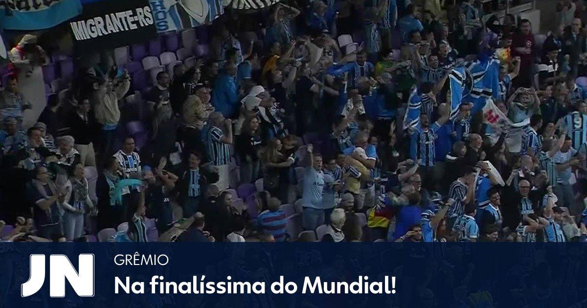 Grêmio vence o Pachuca, do México, e está na final do Mundial de Clubes: https://t.co/GUjhQt2H1a