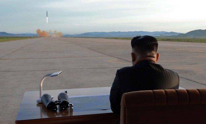 Kim Jong-un quer converter Coreia do Norte na maior potência nuclear. https://t.co/udrlxAFtCO