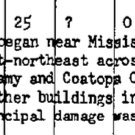 #OTD in 1961:  An F2 #tornado zipped through parts of Sumter County, AL.  It was on the ground for 24.2 miles, the longest path for Dec 12 (1950-2016).  More info:  https://t.co/gruX0jer9C #alwx #wxhistory #history #GetHookedOnTornadoHistory
