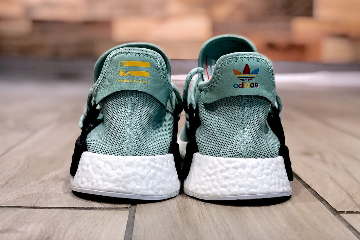 5ccf5c018 These rare Pharrell Williams x adidas Originals NMD Human Races can be your  for  12
