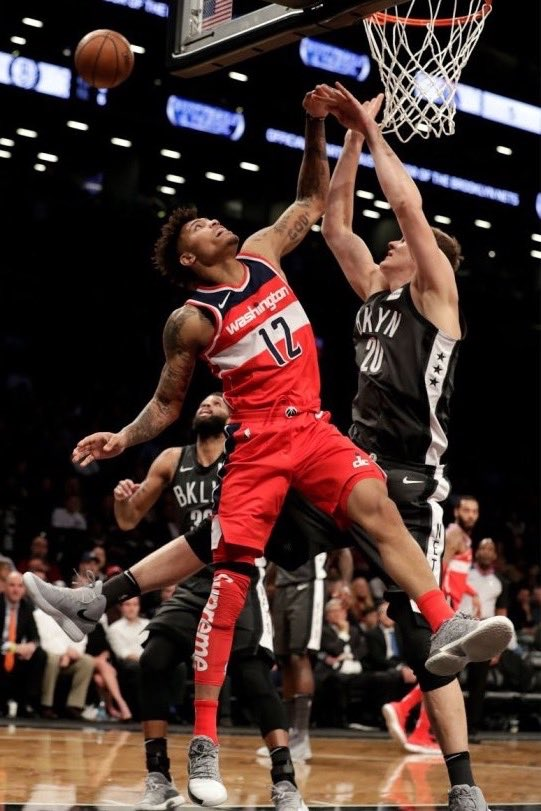 Sneaker News On Twitter Kelly Oubre Jr Wore The Supreme Shooting