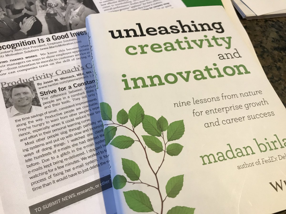 unleashing creativity and innovation birla madan