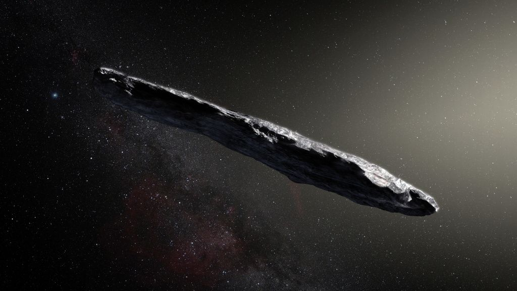 Astronomers want to know: Does this interstellar visitor have a message for us? https://t.co/9Q1YTjFIsf