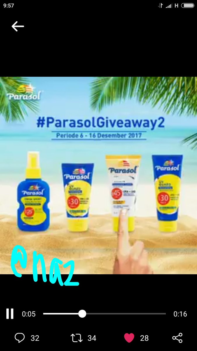 Parasolgiveaway2 Hashtag On Twitter Parasol Lotion 0 Replies Retweets 2 Likes