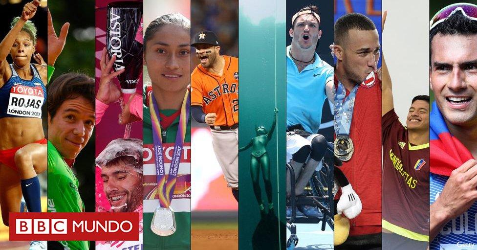 ¿Quién es para ti el mejor deportista la...