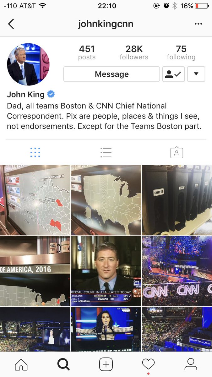Hey @JohnKingCNN is the best thing about watching this election in Alabama... kudos ! @CNN @cnnbrk @cnni @TheLeadCNN @TheFix