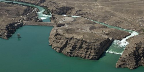 Work on 2nd Phase of Kajaki Dam to Begin Soon: DABS #Afghanistan https://t.co/f0hhfe8yrg