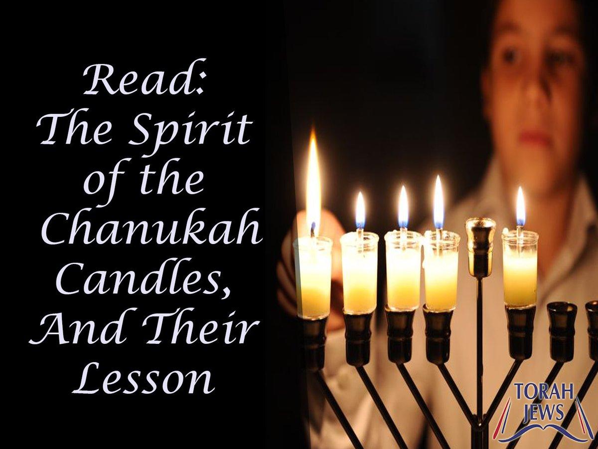 True Torah Jews On Twitter New Article On Chanukah Israel