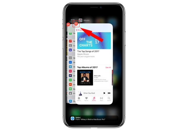 How to force close apps on #iPhoneX https://t.co/lPmI1ufn5O