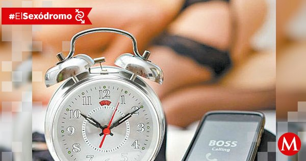 #ElSexódromo | Sexo 'mañanero', la práct...