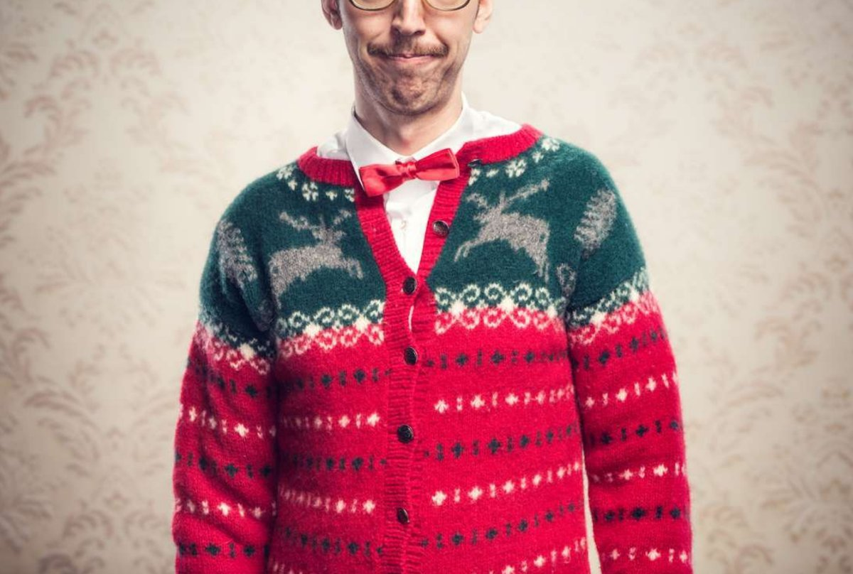 Want Priority Boarding On Your Alaska Airlines Flight This Holiday Season? Wear an Ugly Christmas Sweater — https://t.co/LVfcn4gKcq