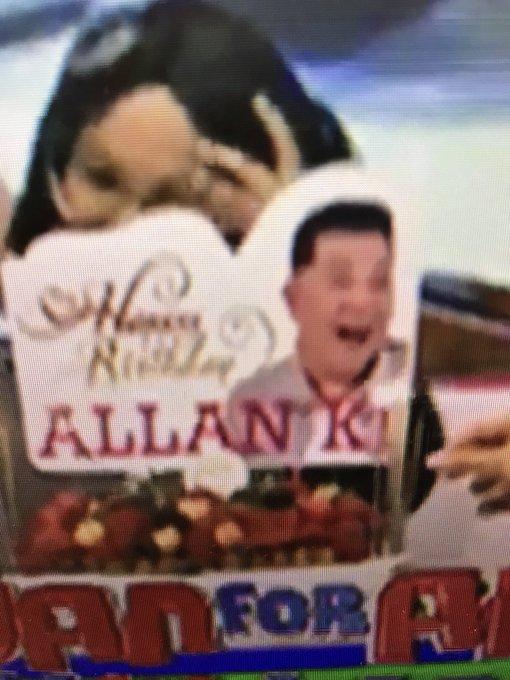 Happy bday Allan K