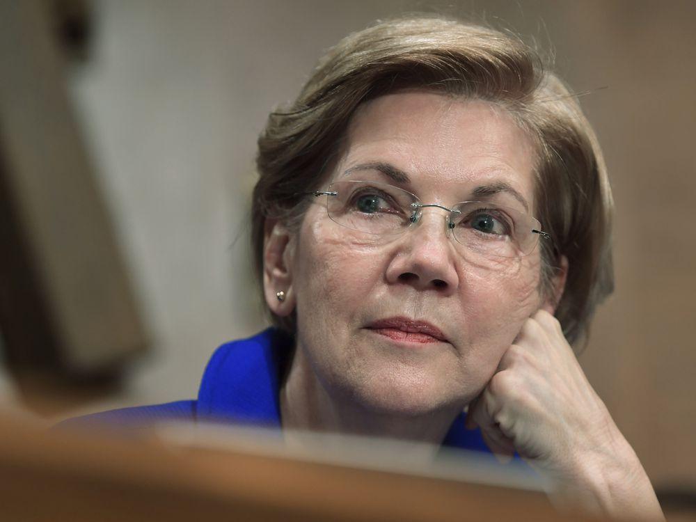 US Sen. Elizabeth Warren gets 2nd turn as comic book hero https://t.co/dCekhFq1Mb