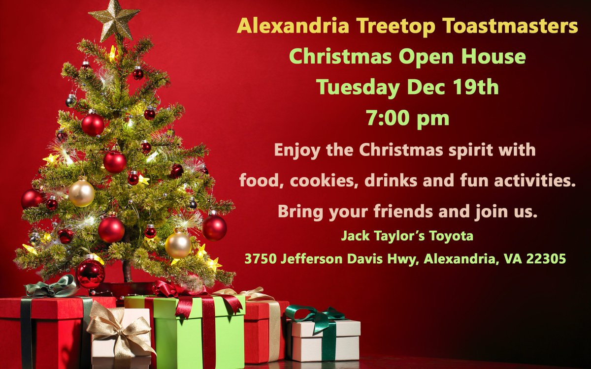 Treetop Tm Club On Twitter Join Us Near Potomacyard For Our Open