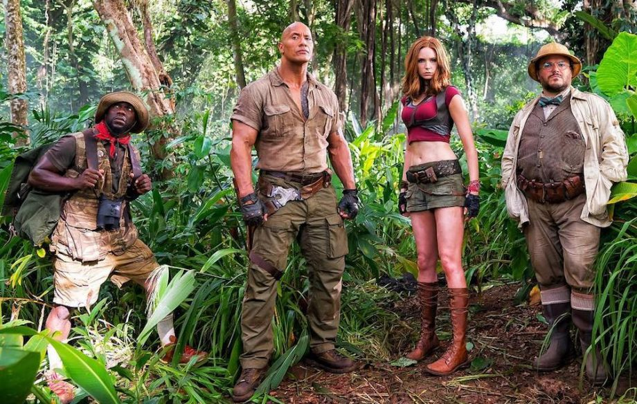 The new #Jumanji movie might actually be better than the original – here's why https://t.co/00adtK7ie2