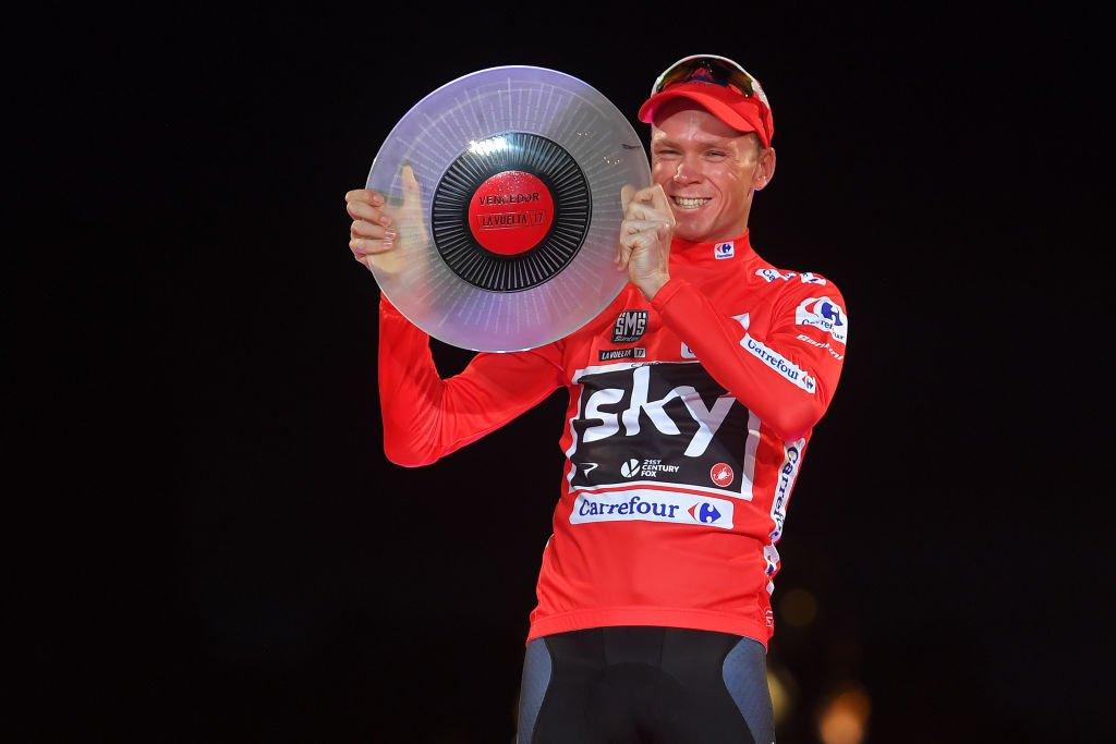 La UCI confirma el positivo de Chris Froome en la Vuelta a España 2017 https://t.co/fyqvJASLpd