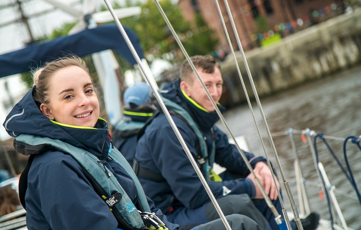 """I do remember going back to school. No one would approach me because they didn't want to say the wrong thing"" -  Find out how sailing with the Trust helped rebuild Olivia's confidence in today's @thetimes article https://t.co/bLeTJuHP8R"