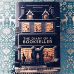 "#13. We're over halfway and today we are celebrating the sensational book that everybody is talking about - the ""warm, witty, and laugh-out-loud funny"" THE DIARY OF A BOOKSELLER by Shaun Bythell. 🎊 #JBAAdvent2017 #ProfileBooks @WigtownBookShop"