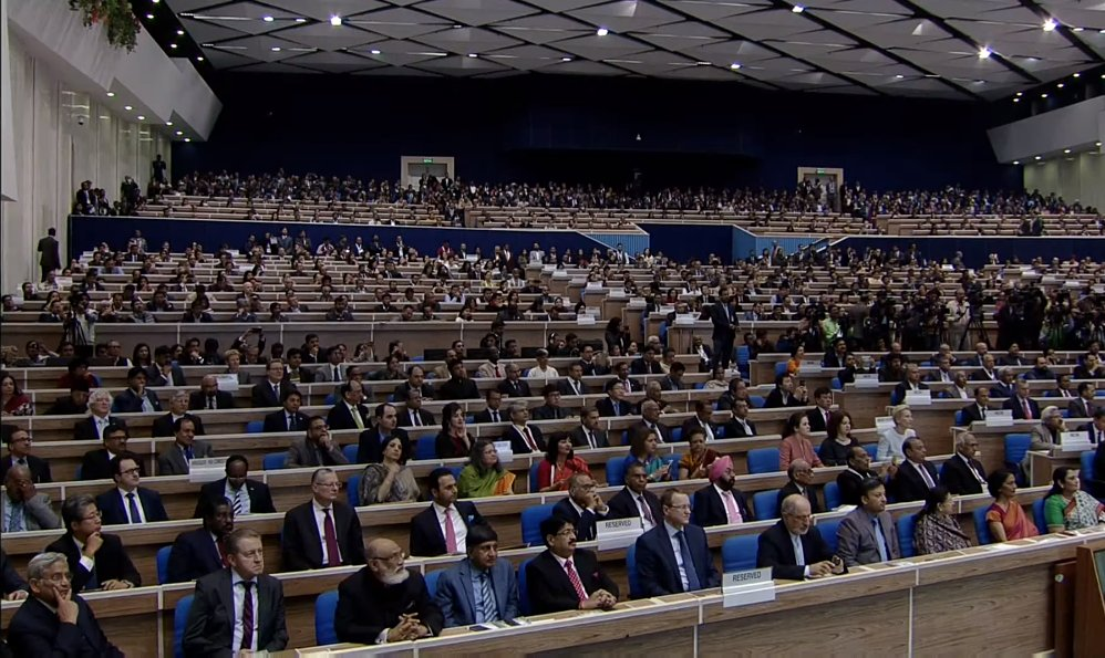 PM Shri @narendramodi will shortly address 90th FICCI Annual General Meeting in New Delhi. Watch at https://t.co/vpP0MI6iTu