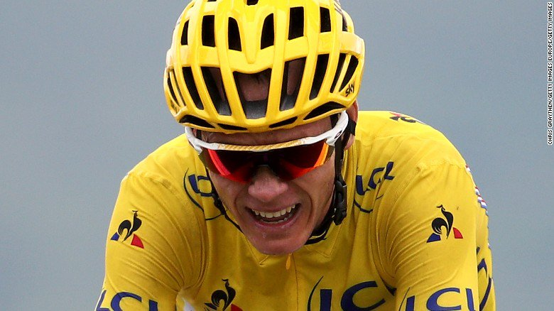 Chris Froome, the world's most dominant cyclist in recent years, failed a drug test in one of cycling's most prestigious races earlier this year https://t.co/gyiEC9jJGb