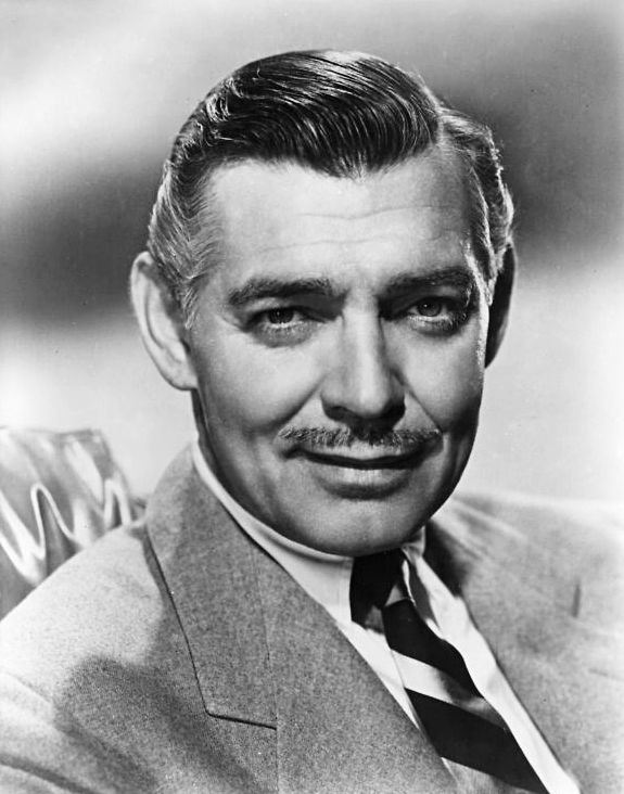 Cary Grant and Clark Gable met once a year to exchange unwanted monogrammed Christmas gifts.