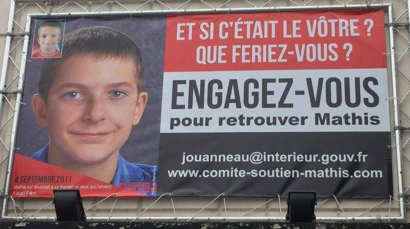 La mère de Mathis lance une nouvelle campagne pour retrouver son fils, disparu depuis 2011 https://t.co/XSEpOJ9oRY