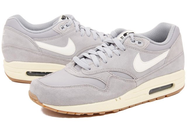 Nike Air Max 1 Essential Suede 'Matte Silver' | Sole