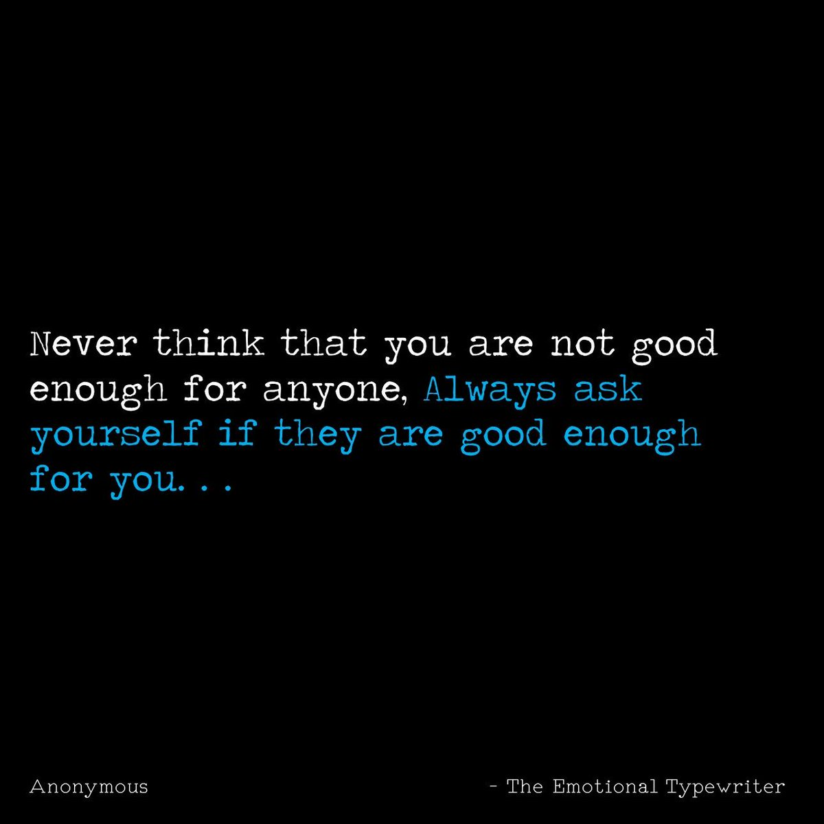 #TET #TheEmotionalTypewriter #Love #Rela...