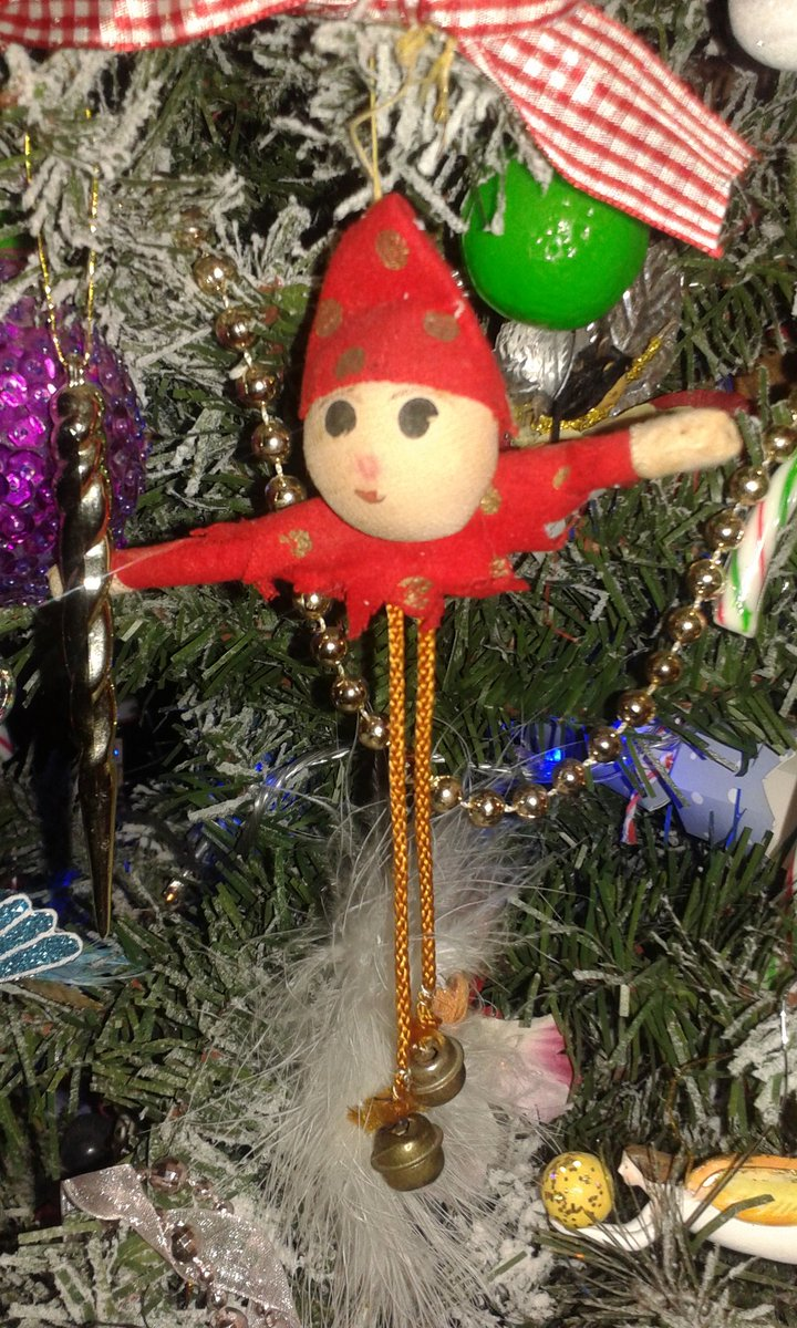 Old Christmas Decorations