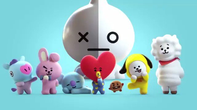 Meet #BT21 NYC & SEOUL on DEC16 http...