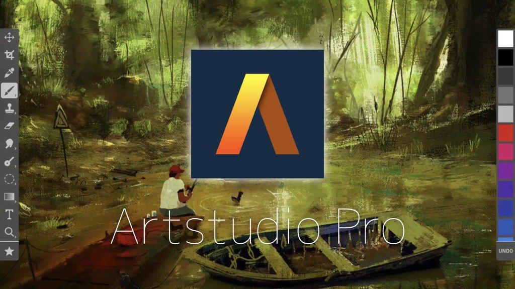 Artstudio Pro   PhotoshopブラシをそのままiPadで使える!進化した高機能ペイント画像編集アプリがリリース - iPad Creator