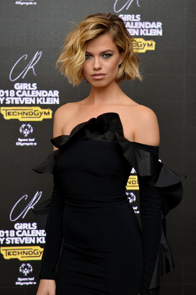 RT @bwodders: @Hailey_Clauson looked fantas6at the #CRGirls2018 launch https://t.co/1xPgdrsc4R