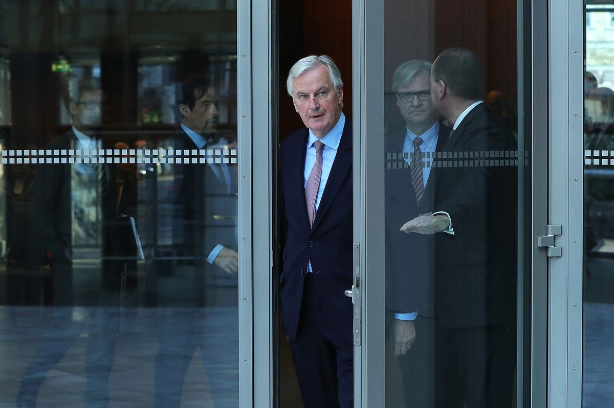 EU 'will not accept any backtracking' from Britain on Brexit breakthrough, Michel Barnier says https://t.co/3zMe4Hl3ph
