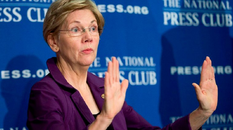 What exactly is Elizabeth Warren trying to say about Kirsten Gillibrand? https://t.co/Bi5Rej6f3g by @emilyjashinsky